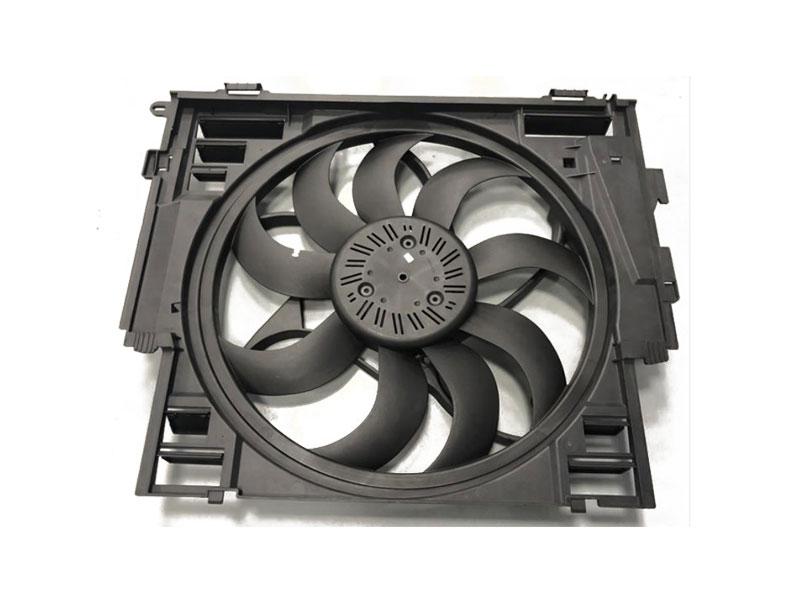 Elektrické chladiace ventilátory pre autá