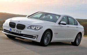 Metóda výfuku elektrického vodného čerpadla BMW